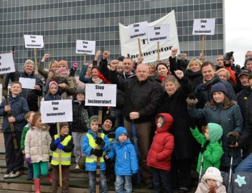 Cambuslang CC objects to Hamilton incinerator