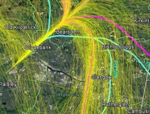 Proposed new flight paths over Cambuslang: make your views known!